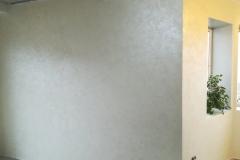 Декоративная штукатурка ДиПерла позволяет добиться непередаваемой игры света на поверхности,но это же обязывает к подготовке ровной и гладкой основы.