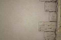Штукатурка Marmorino Romantico - отличное покрытие, в составе которого измельченная мраморная крошка, песок и гашеная известь.
