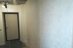 Глубина и текстура штукатурки Alpina Effekt Велюр в интерьерах квартиры