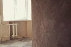 Легкое перламутровое сияние и эффект ДиПерла вернули помещению былой уют