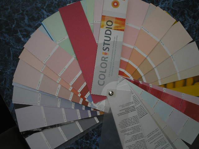 Цветовой веер Alpina Color Studio