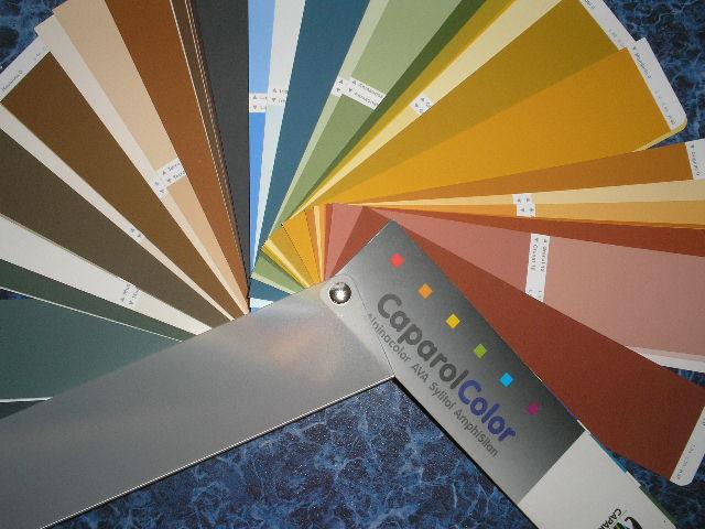 Цветовой веер CaparolColor