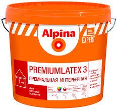 Алпина EXPERT Premiumlatex 3_Mogilev