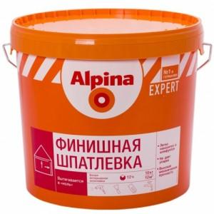 Альпина EXPERT Feinspachtel Finish_Mogilev