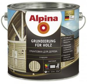 Alpina_Грунтовка для дерева_Mogilev